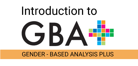 Introduction to gender-based analysis plus GBA+